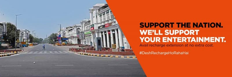 DishTV #DeshRechargeHoRahaHai