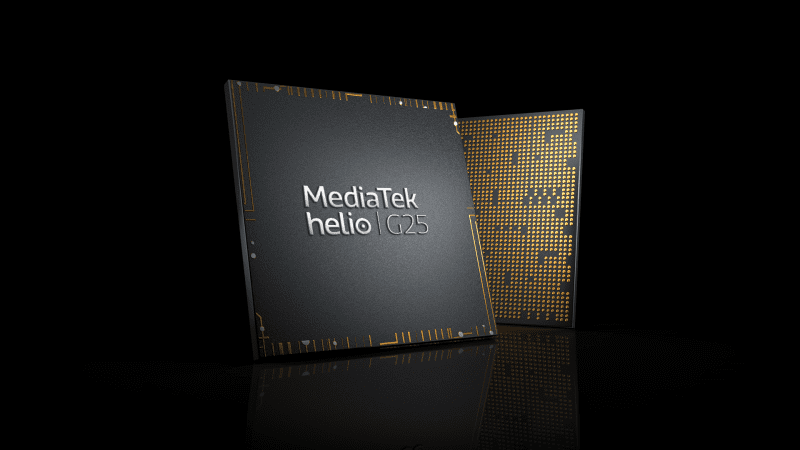 MediaTek Helio G35 and G25