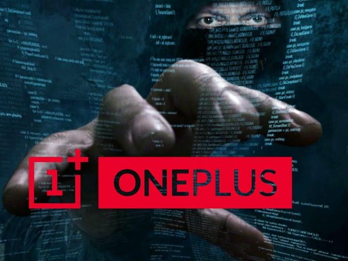 OnePlus Data Leak