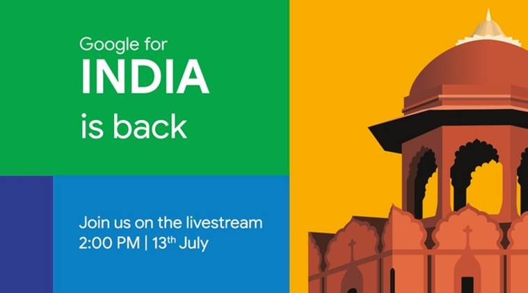 Google For India -Google Investment India