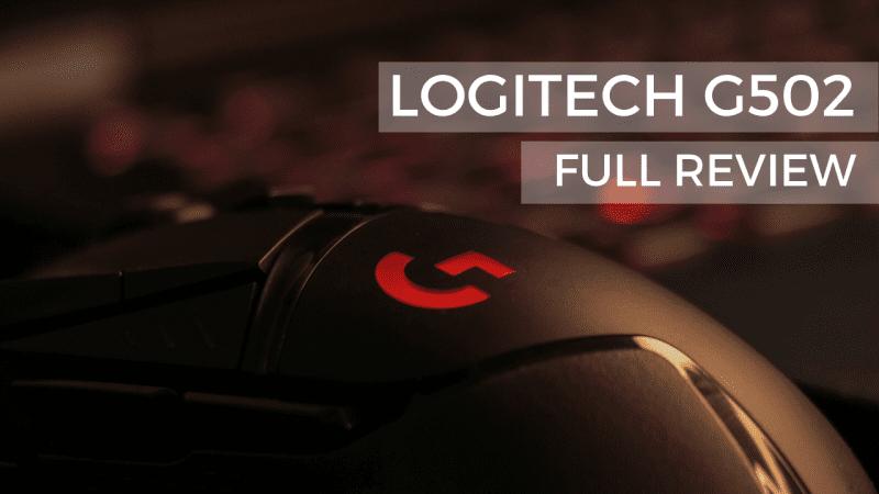 Logitech G502 Lightspeed Review