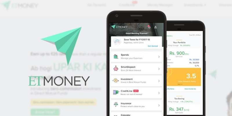 ETMoney and Google Pay