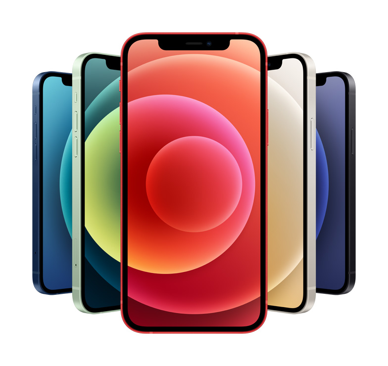 iPhone12-all-colors