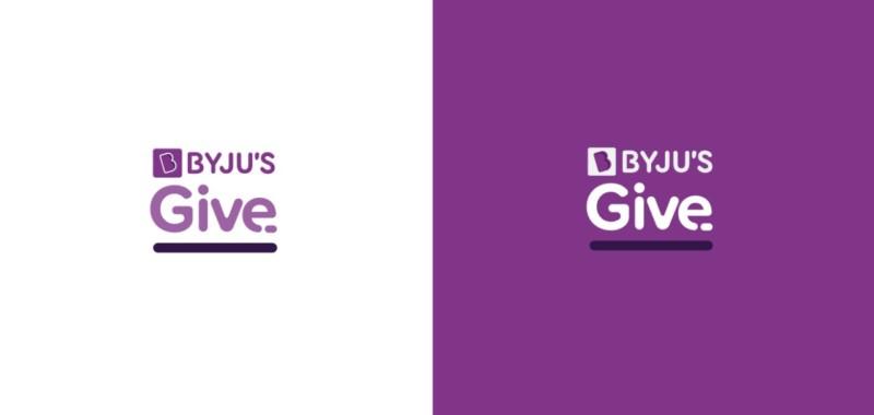 Byju's Give