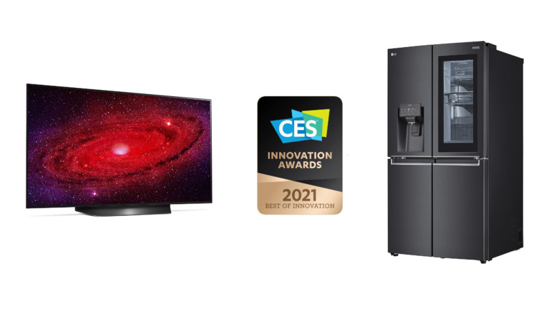 CES 2021 Best of Innovation Awards Products