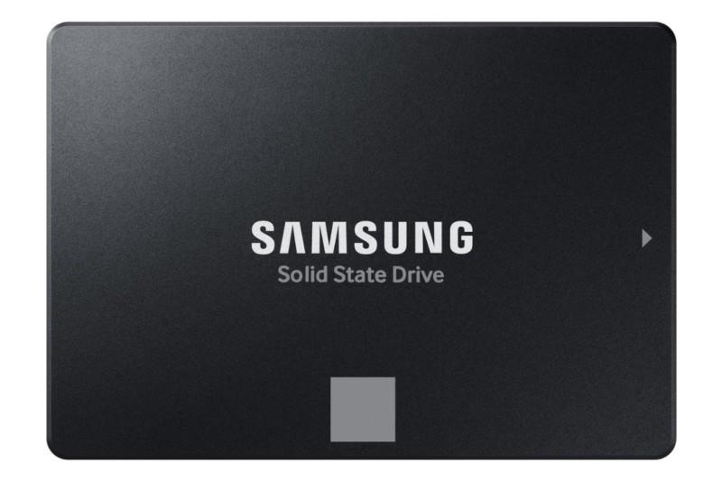 SSD EVO 870
