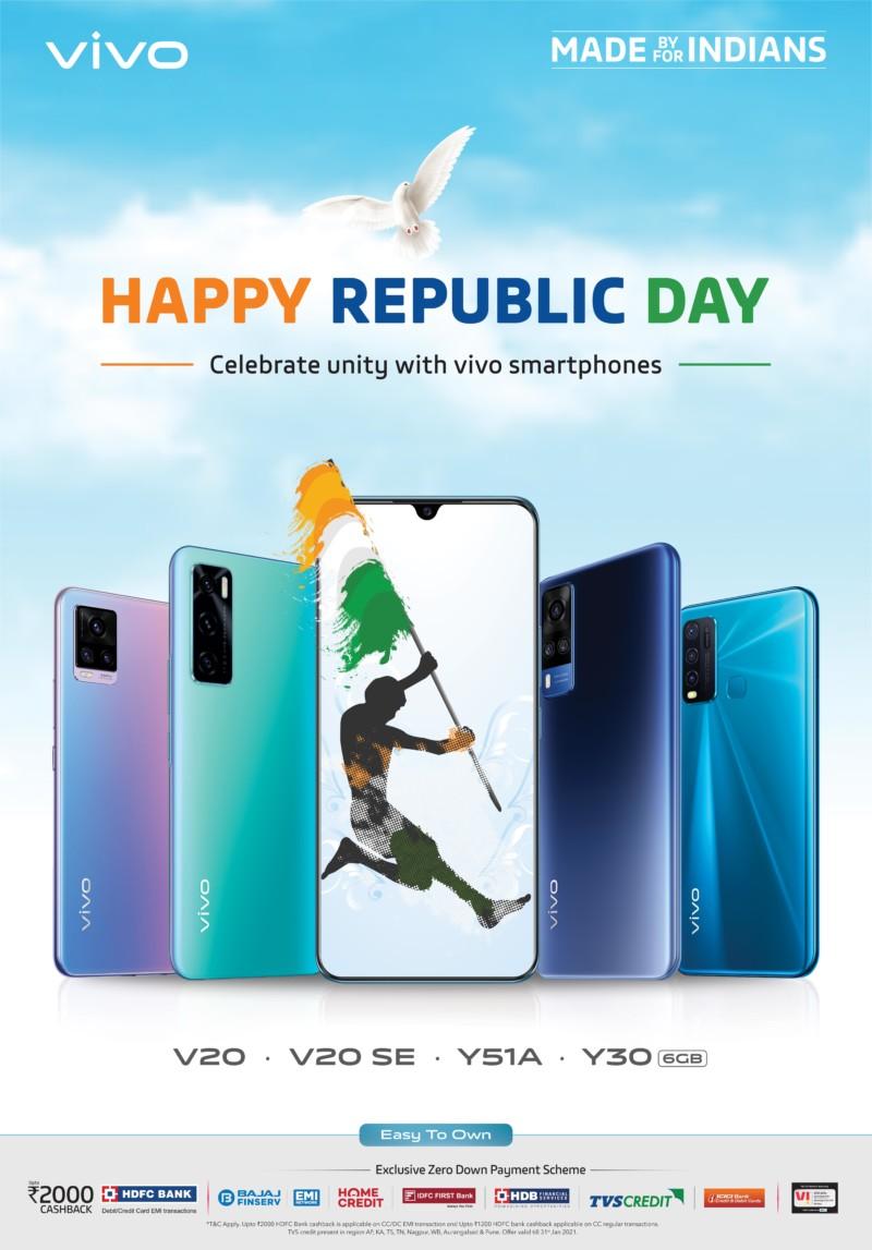 vivo Republic Day offers