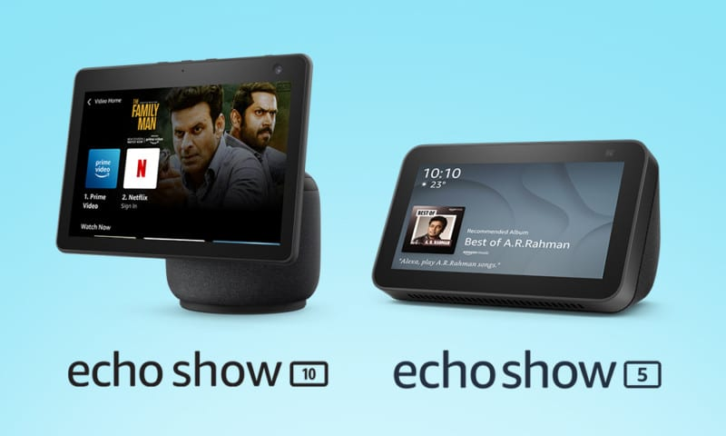 Amazon introduces a new Echo Show