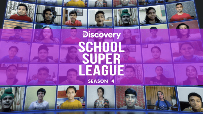 Discovery India and BYJU'S bring back Discovery School Super League
