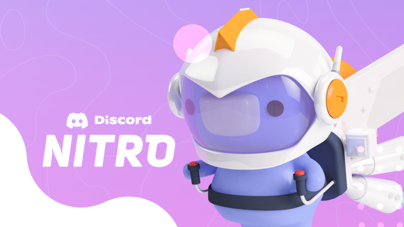 Get Discord Nitro free
