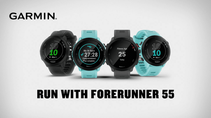 Garmin launches Forerunner 55