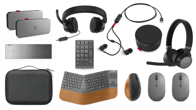 Lenovo announces new Go accessories