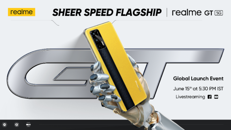 Realme announces Global Launch Date