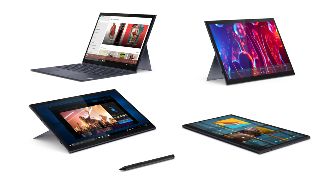 Lenovo launches Yoga Duet