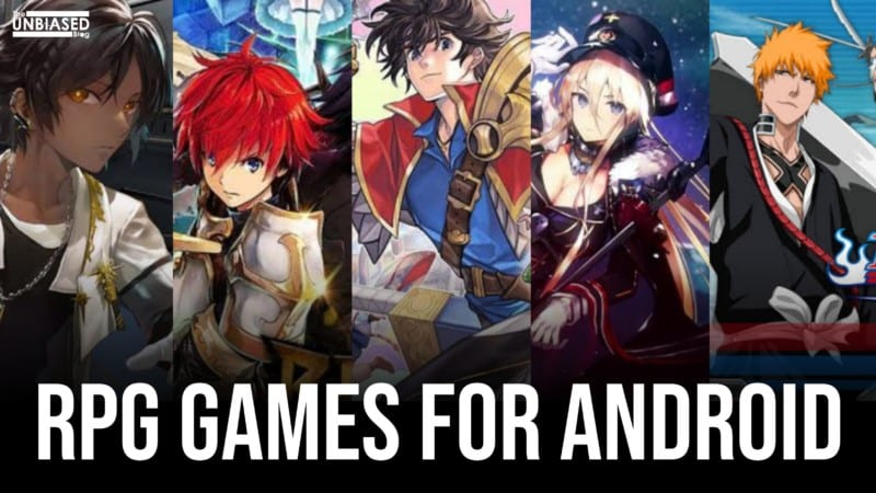 Here s a list of the Top Ten RPG Games for Mobile devices