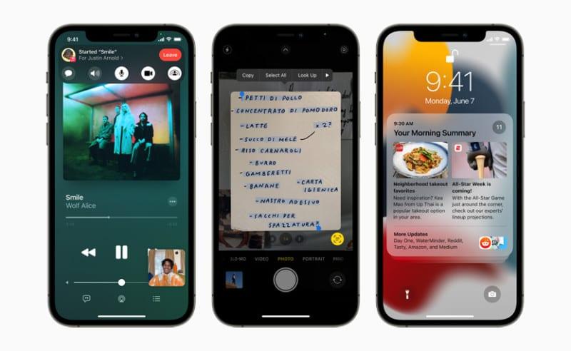 iOS 15 Public Preview