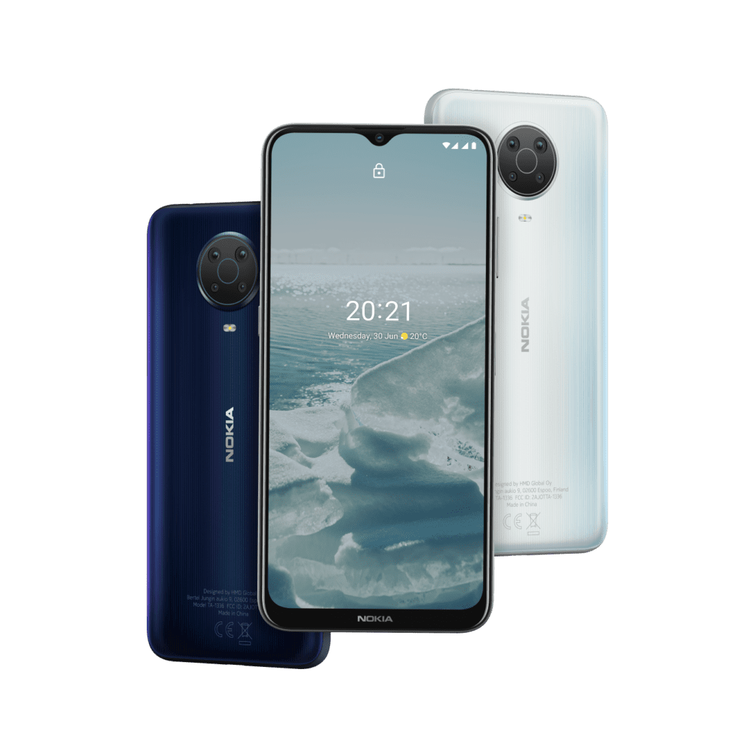 Nokia G20 launched with MediaTek Helio G35 and more