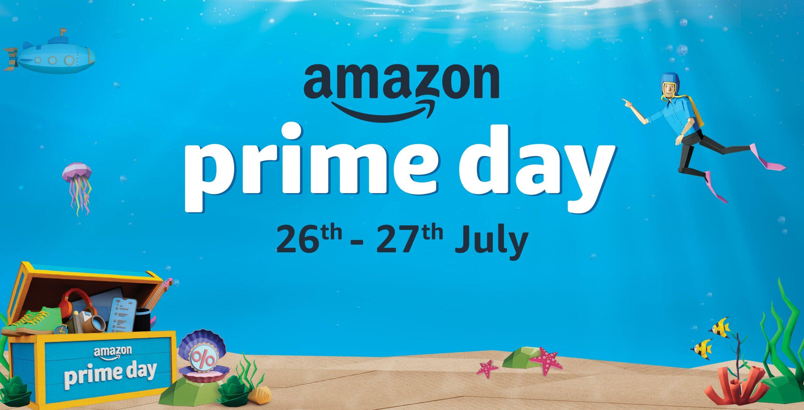 Amazon announces Prime Day Sale