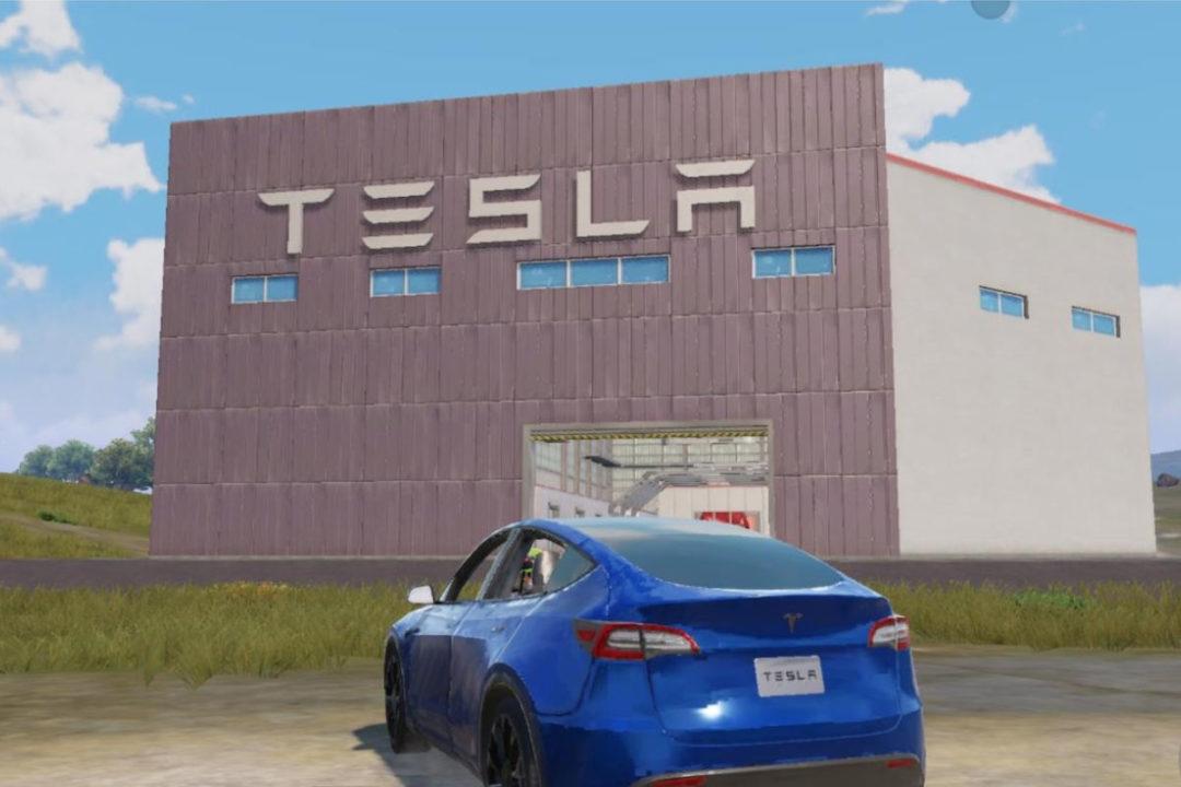 Tesla comes to Battlegrounds Mobile India