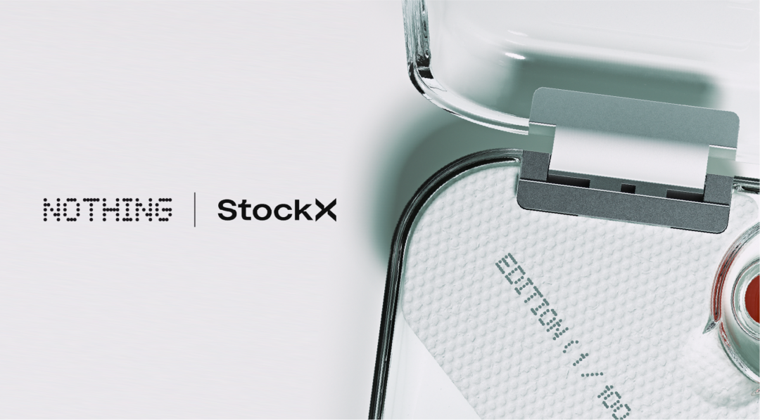Nothing StockX_ announcement