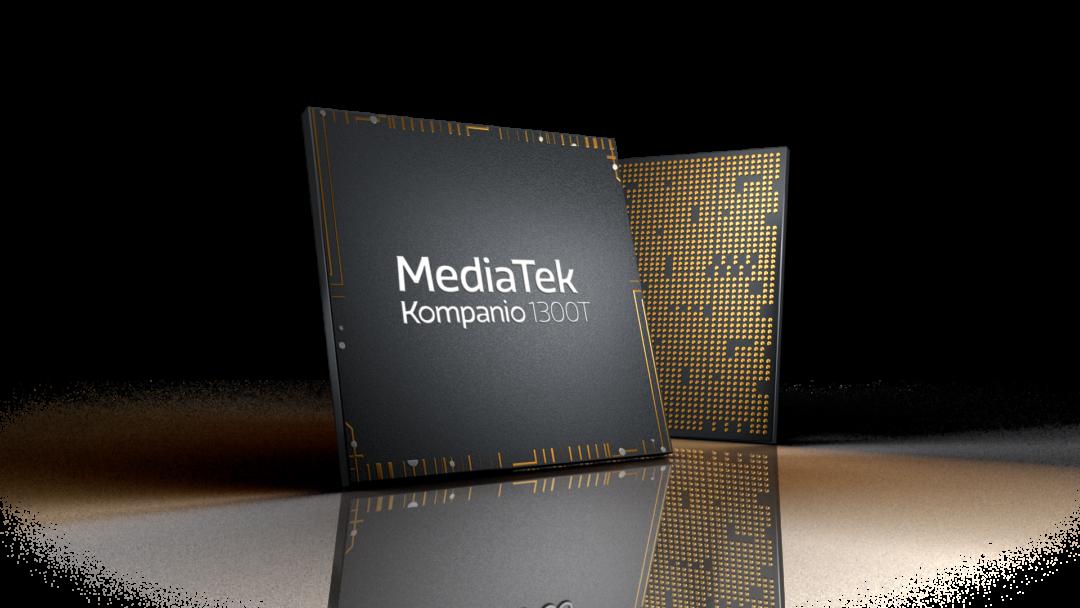MediaTek introduces the Kompanio 1300T