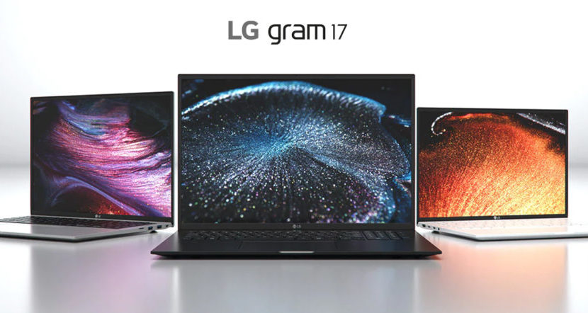 LG launches a new line up
