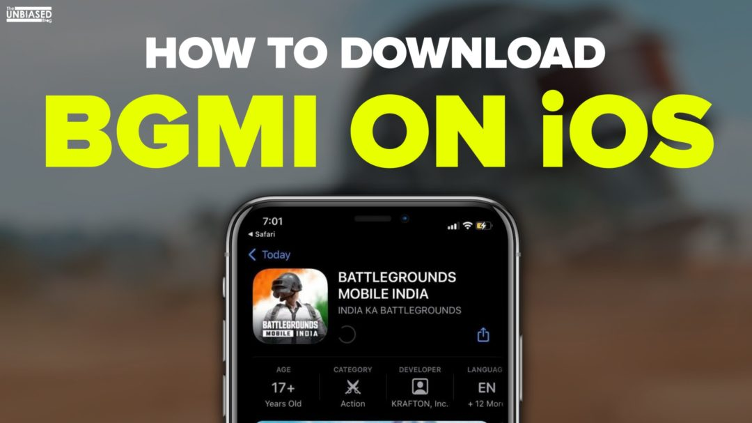 How to download Battlegrounds Mobile India