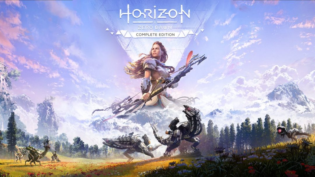 Horizon Zero Dawn gets a new patch