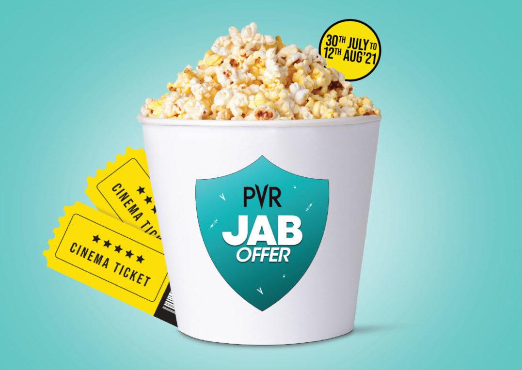 PVR Cinemas introduces a special 'JAB