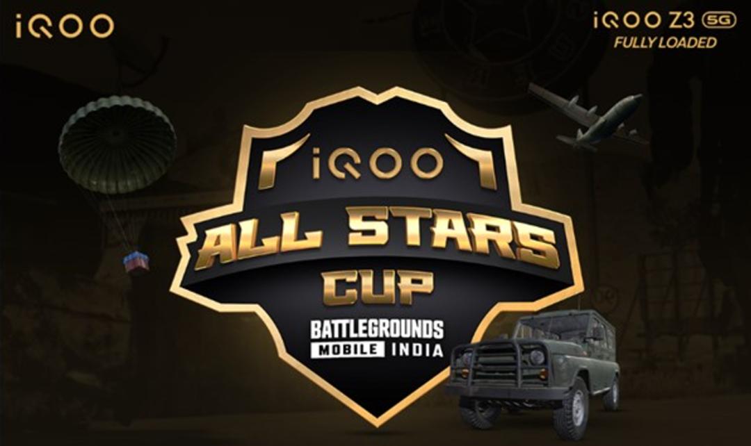 iQOO begins its First Ever BGMI Tournament