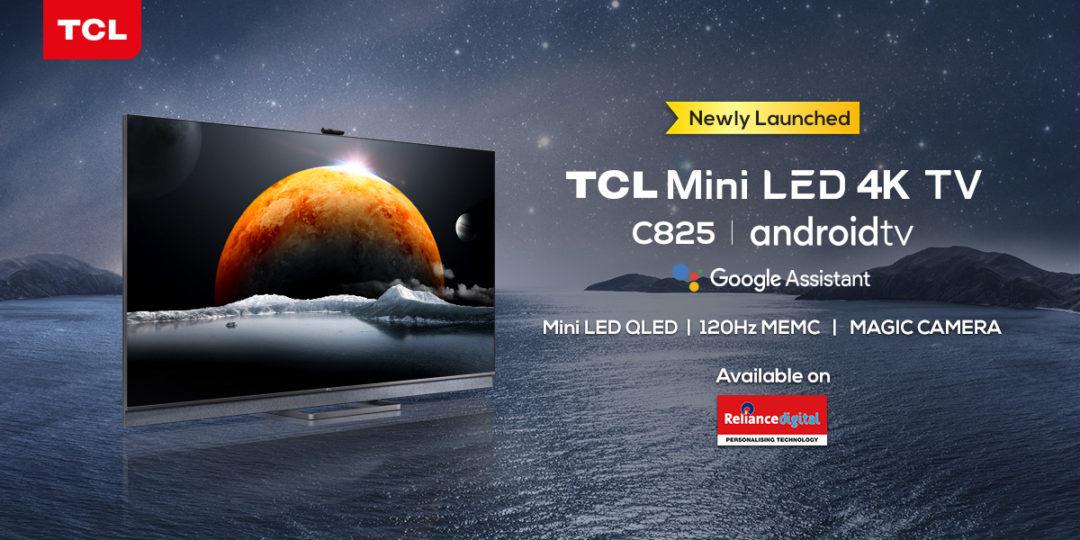 Mini LED TVs from TCL