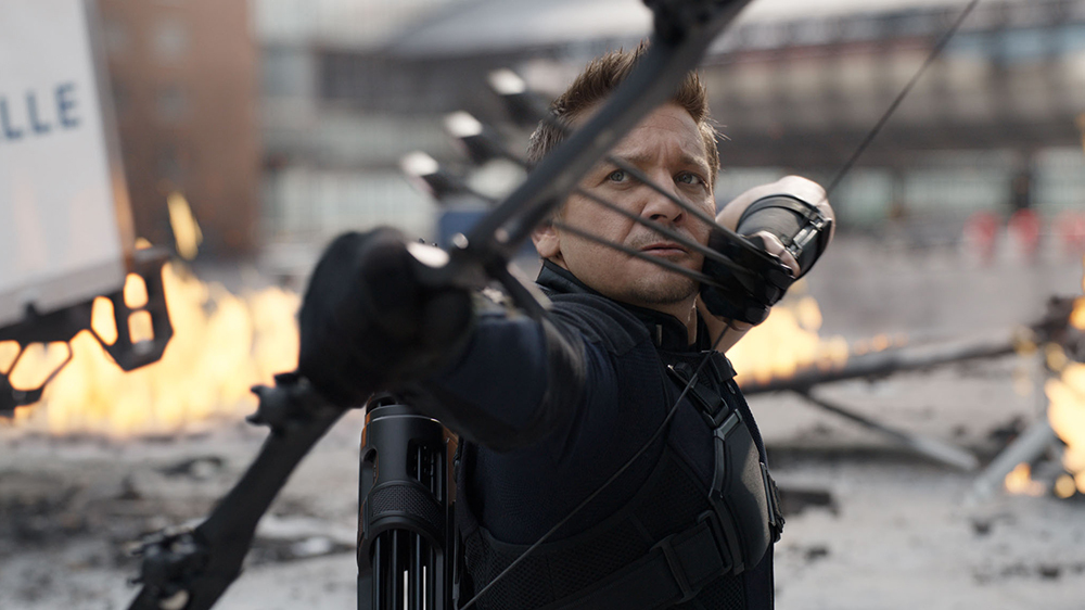 Hawkeye show gets a release date