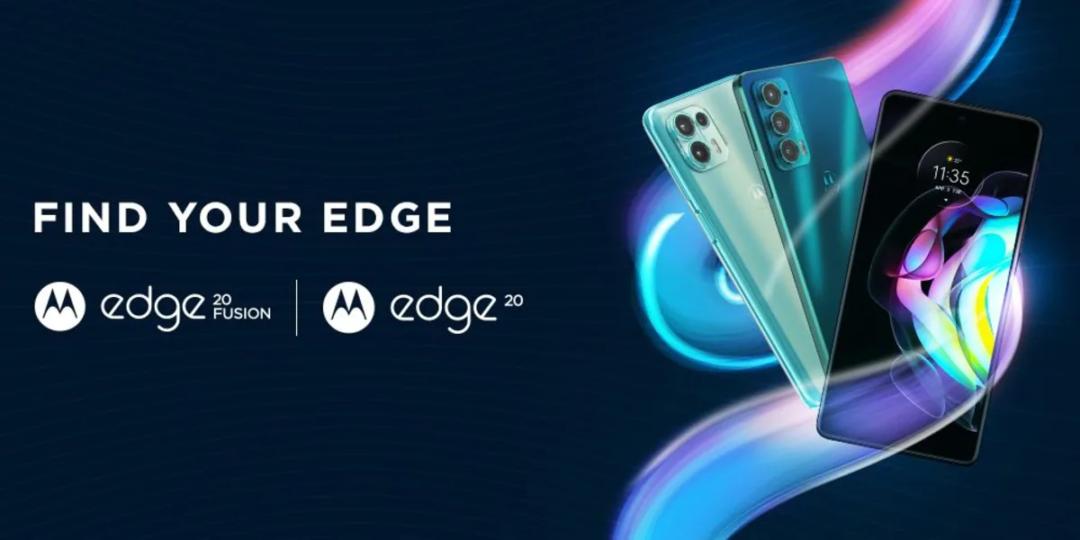 Moto launches Edge 20