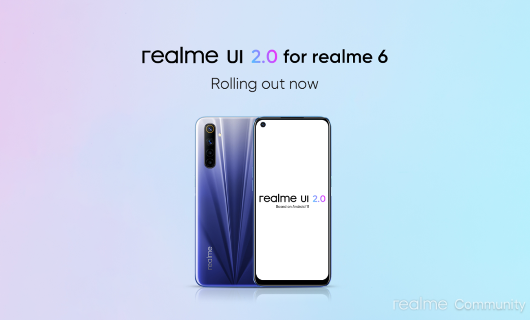 Realme starts rolling out Realme