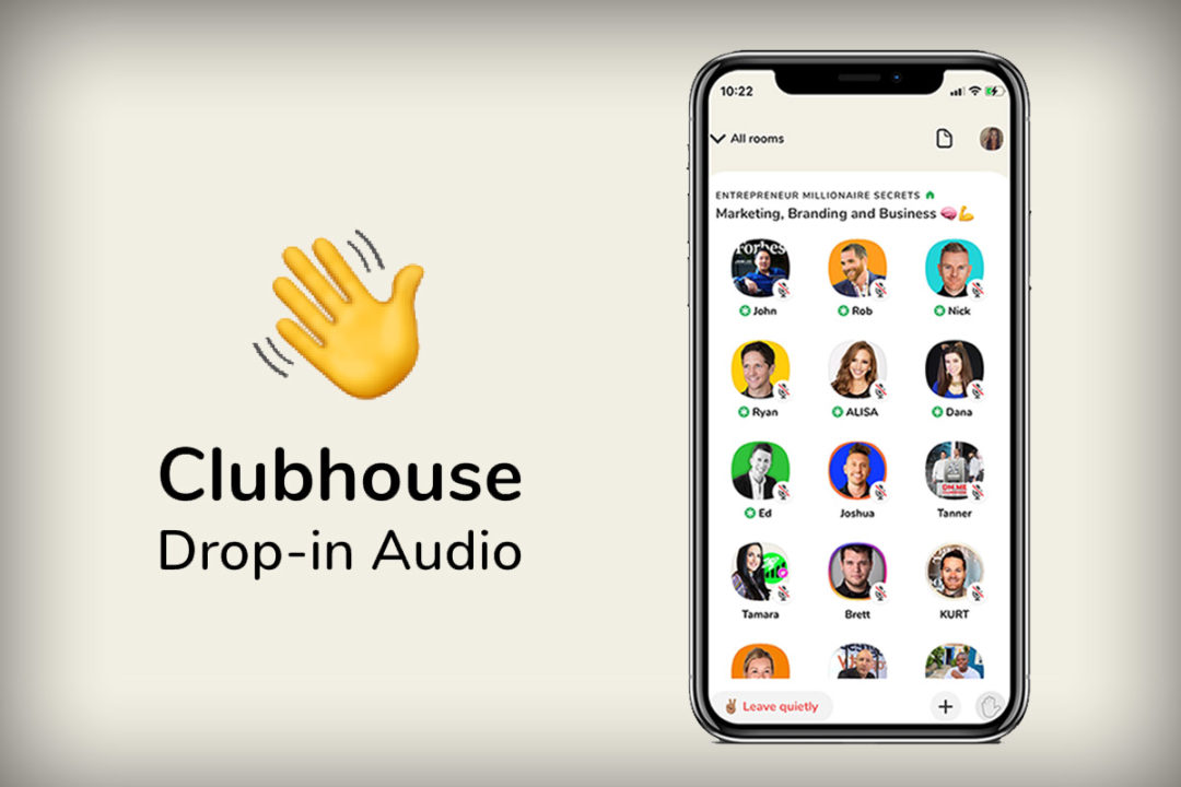 Clubhouse App for iOS now gets support