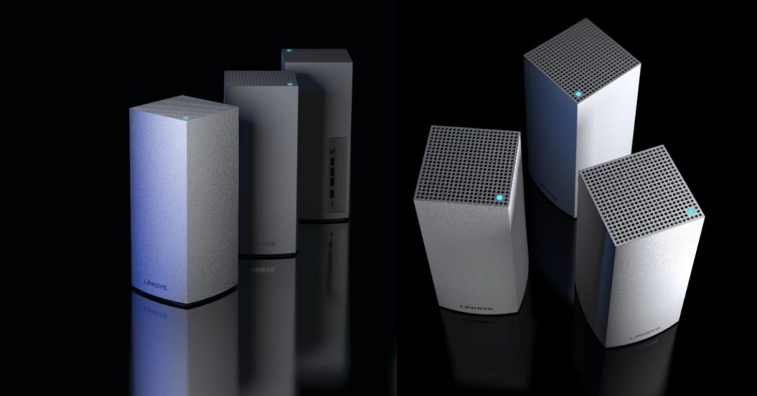 Linksys launches Velop AX4200