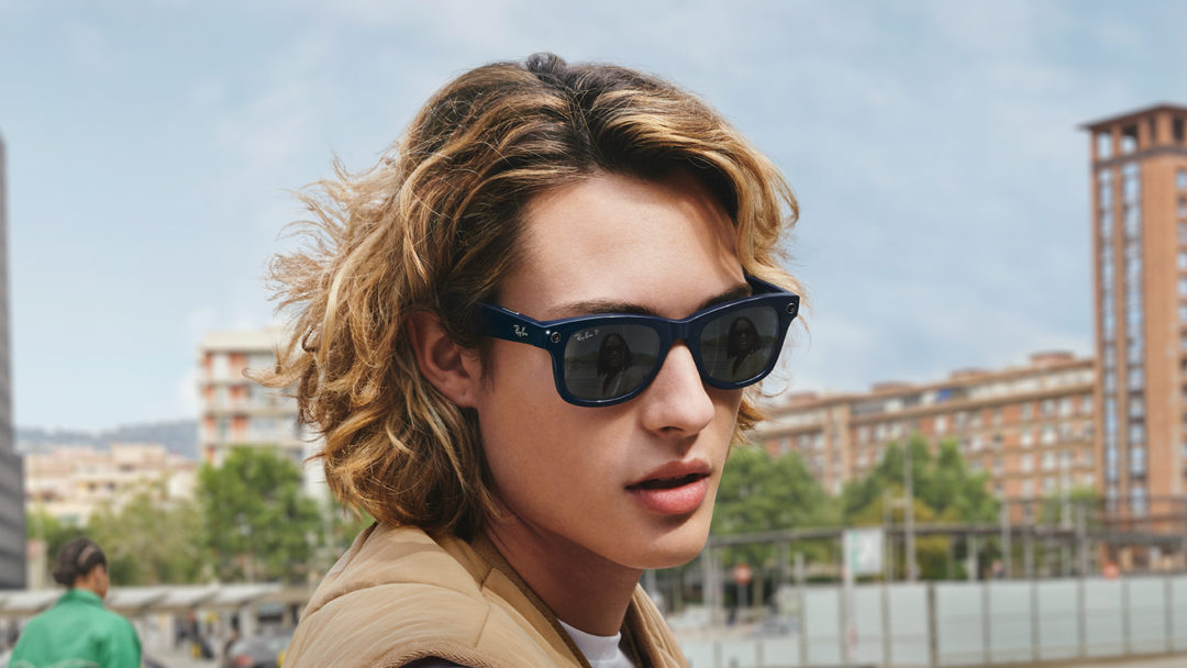 Ray-Ban and Facebook launch their Stories