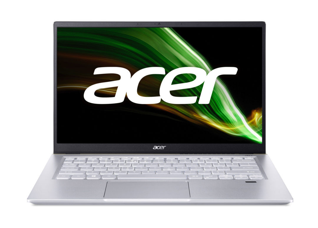 Acer launches Swift X