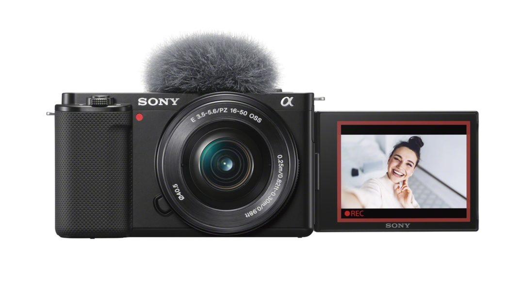 Sony introduces the Alpha ZV-E10