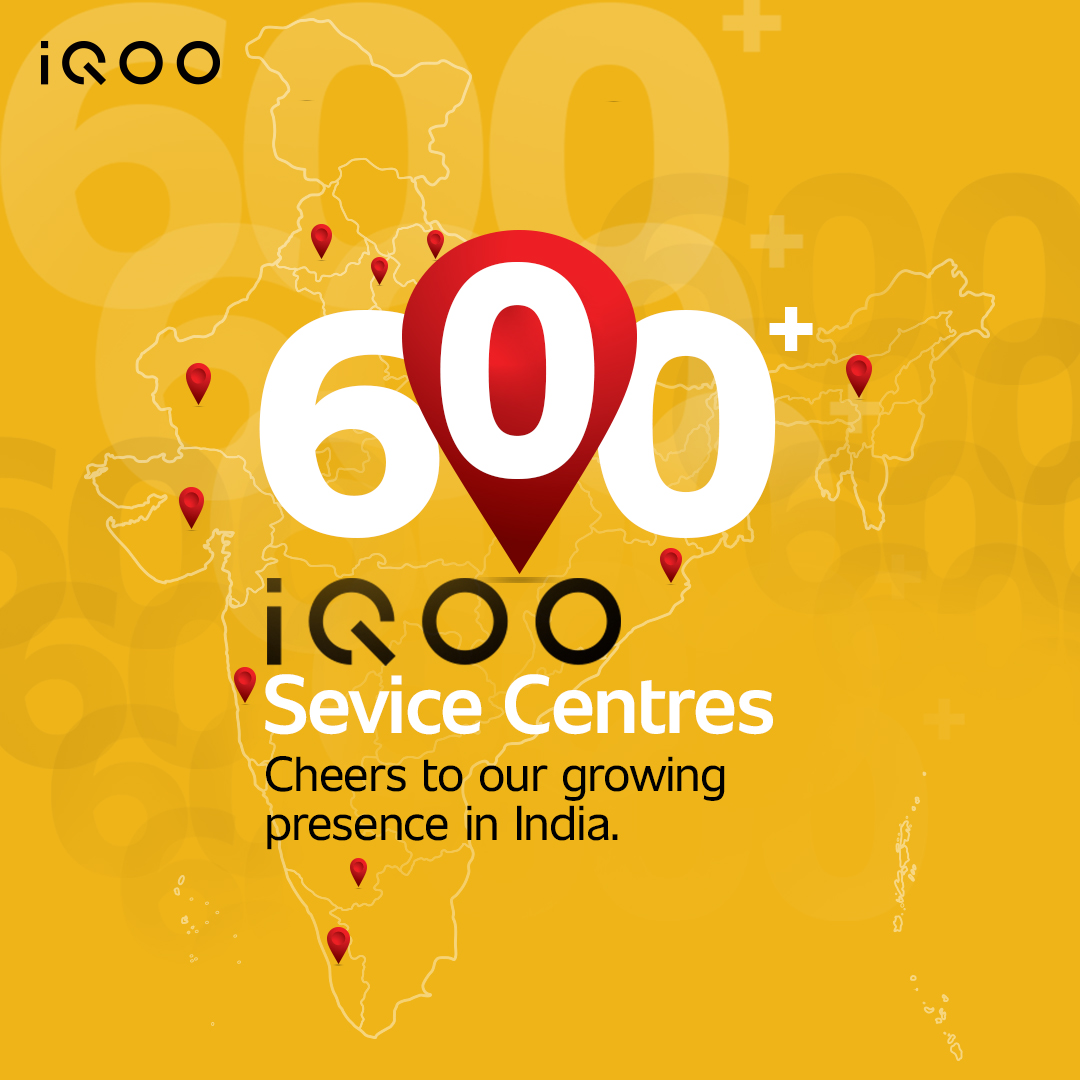 iQOO expands their After Sales