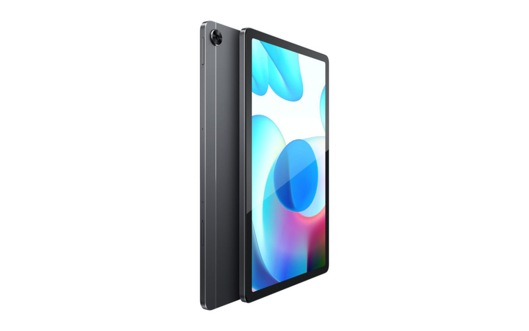 Realme launches their tablet
